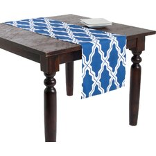 Melilla Moroccan Design Table Runner