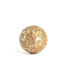Seed Bead Decorative Ball Sculpture (Set of 4)