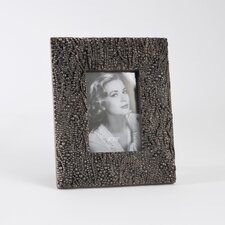 Beaded Photo Picture Frame