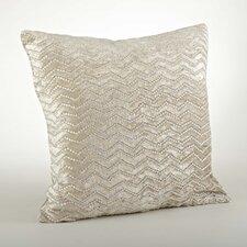 Sparkling Cotton Throw Pillow