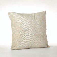 Sequined VelvetThrow Pillow