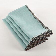 Celena Whip Stitched Design Napkin (Set of 4)