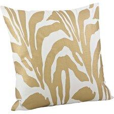 Malawi Animal Print Cotton Throw Pillow