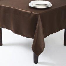 Satin Scalloped Edge Table Cloth Liner