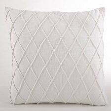 Françoise Pintuck Design Throw Pillow