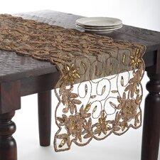 Cersei Hand Beaded Design Table Runner