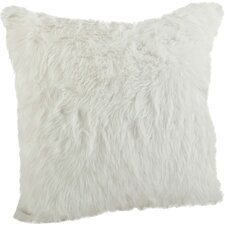 Juneau Cotton Throw Pillow