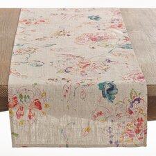 Primavera Printed Floral Table Runner