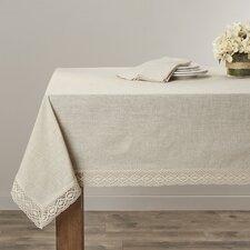 Lace Border Tablecloth