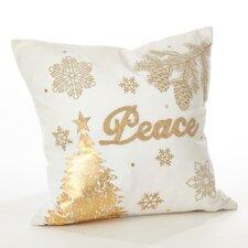 Donnelou Cotton Throw Pillow