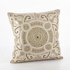 Martina Cotton Throw Pillow
