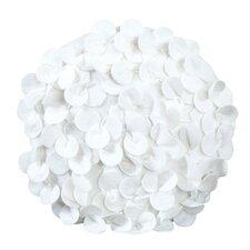 Flower Saro Throw Pillow
