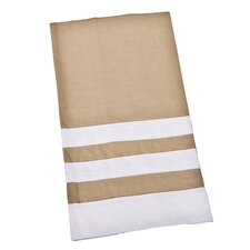 American Classics Embroidered and Banded Guest Towel (Set of 4)