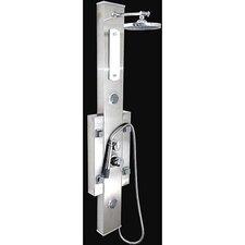 Bathroom Shower Tower Massage Multi Jets Spa System Panel