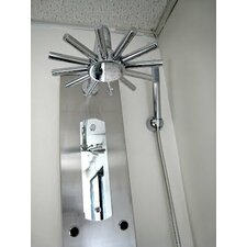 Massage Shower Panel and Spa Rain Shower Head System