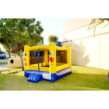 Lil' Kiddo Balloon Party Bounce House