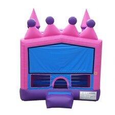 13'x13' Princess Bricks Castle Bounce House