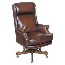 Maximilian Leather Executive Chair