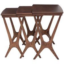 Josef 3 Piece Nesting Tables
