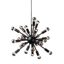 Sputnik 24 Light Cluster Pendant