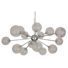 Yves 15 Light Pendant