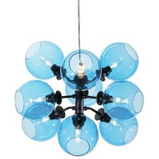 Atom 9 Light Pendant