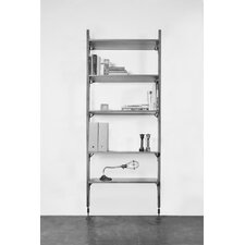 """Theo 83"""" Accent Shelves Bookcase"""