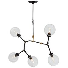 Atom 5 Light Pendant