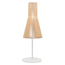 """Willow 31.5"""" H Table Lamp with Bell Shade"""