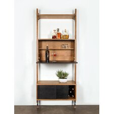 "Theo 83"" Accent Shelves"