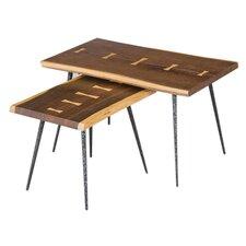 Nexa 2 Piece Nesting Tables