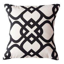 London Park Cotton Throw Pillow