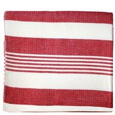 Striped Cotton Beach Blanket