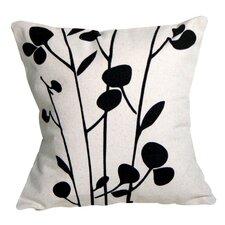 Grow Cotton Throw Pillow