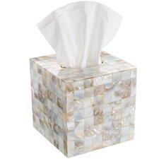 Milano Freestanding Square Tissue Box Cover