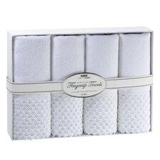 Fingertip Towel Set (Set of 4)