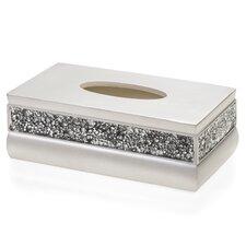 Brushed Nickel Tissue Box