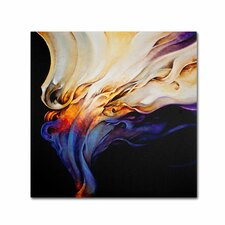 'Evoke' by Cody Hooper Graphic Art on Wrapped Canvas