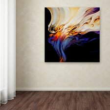 """Evoke' by Cody Hooper Painting Print on Wrapped Canvas"