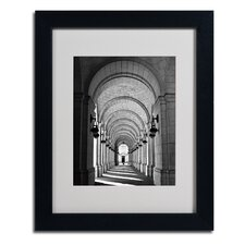 """Union Station III"" by Gregory O'Hanlon Framed Photographic Print"