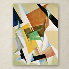 """Composition"" by Lyubov Popova Painting Print on Wrapped Canvas"