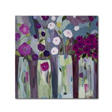 """Que Sera Sera"" by Carrie Schmitt Painting Print on Wrapped Canvas"