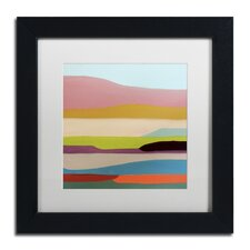 """Alto"" by Sylvie Demers Matted Framed Painting Print"