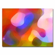 """Dappled Summer Light"" by Amy Vangsgard Painting Print on Canvas"