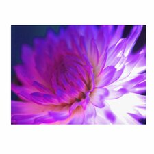 """Mod Dahlia"" by Kathy Yates Photographic Print on Canvas"