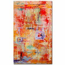 """Odessy"" by Pat Saunders-White Painting Print on Canvas"