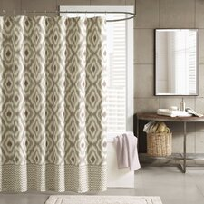 Ankara Cotton Shower Curtain