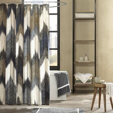 Alpine Cotton Shower Curtain