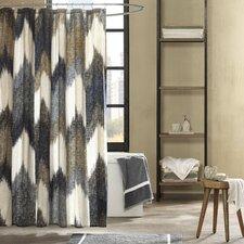 Alpine Cotton Shower Curtain
