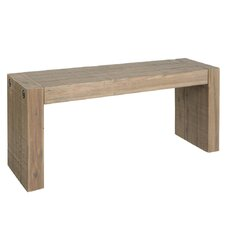 Monterey Wood Kitchen Bench
